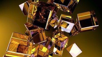 golden-cubes