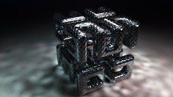 hd-wallpaper-3d-cube-maze