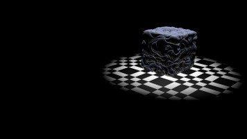 hd-wallpaper-3d-space-cube