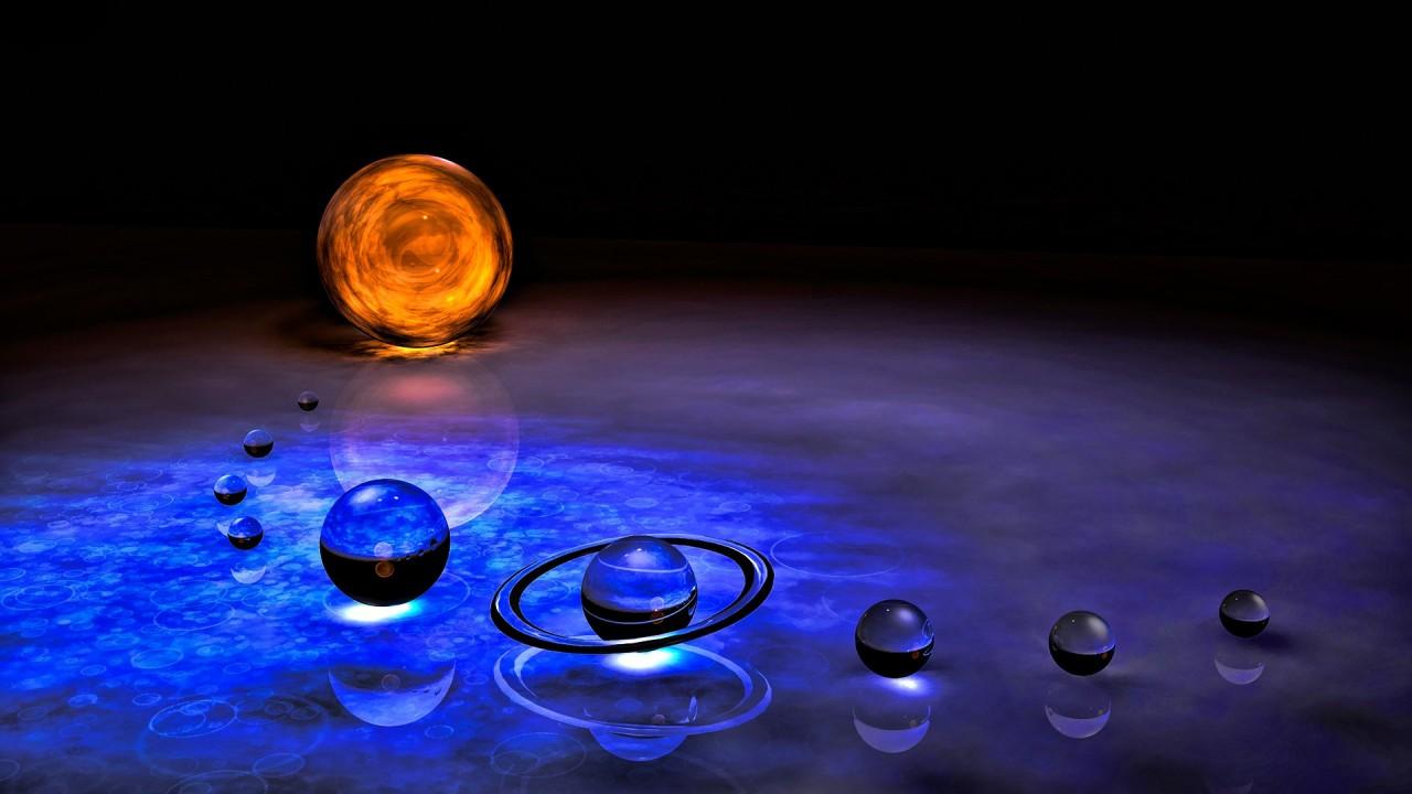 hd wallpaper solar system planets