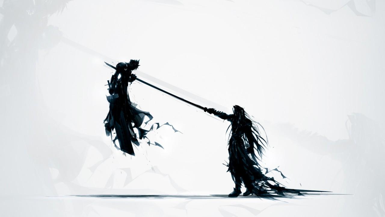 Defeated samurai warrior