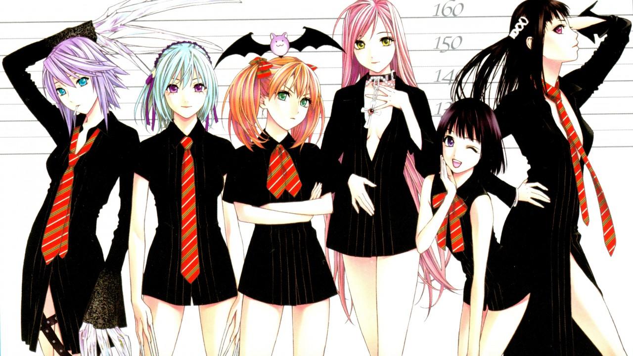 Measuring the anime girls