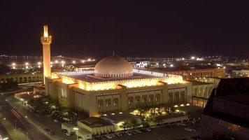 hd-wallpaper-masjid-al-kabir-kuwait