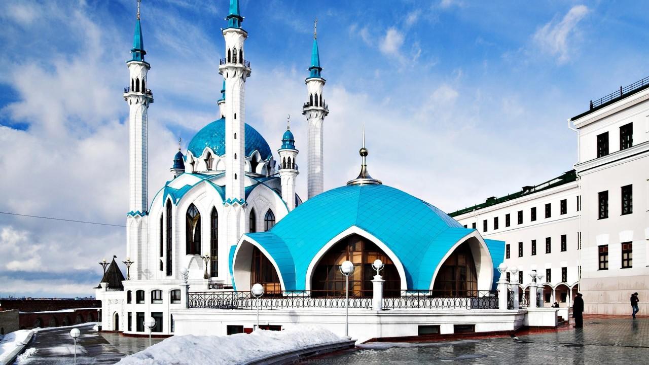 hd wallpaper qolsharif mosque religion