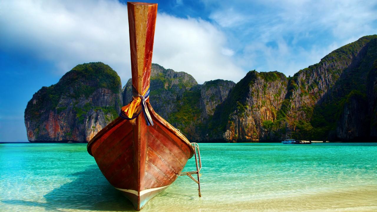 hd wallpaper beautiful beach phuket thailanda