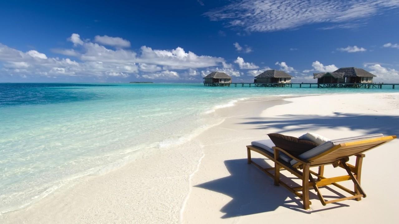 hd wallpaper tropics beach