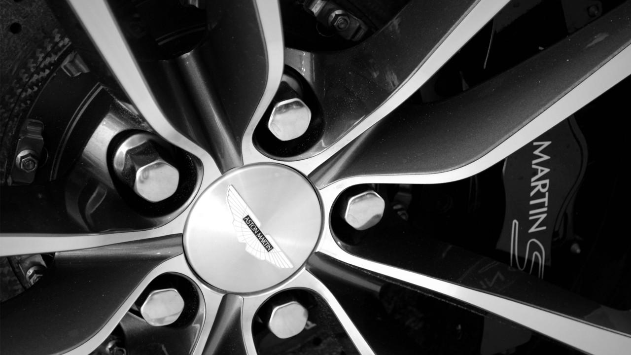 Aston Martin DBS Rims
