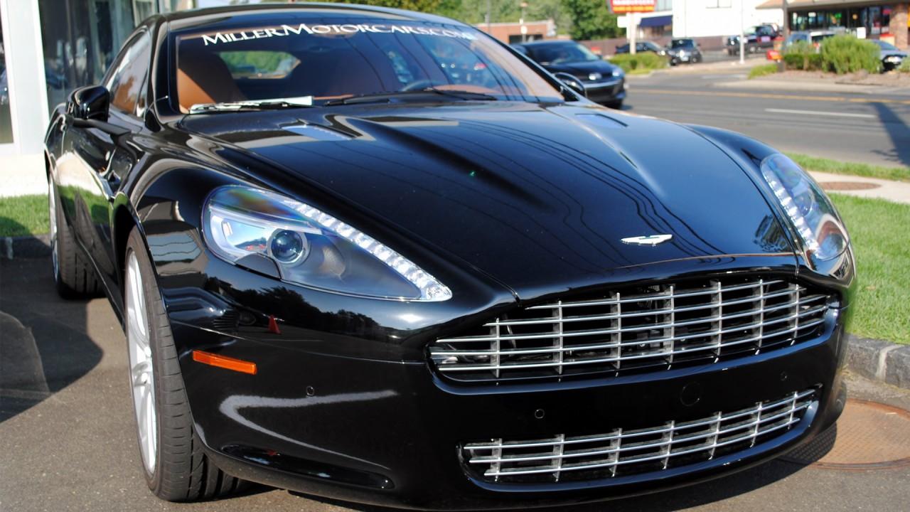Aston Martin Rapid