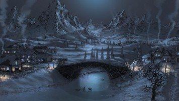 Winter-in-the-village