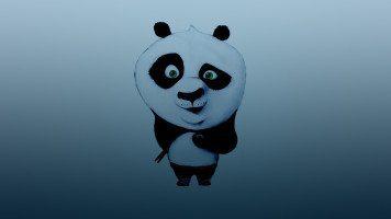 panda-weird