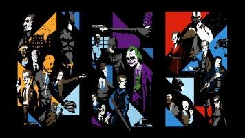 Batman-cartoon-characters