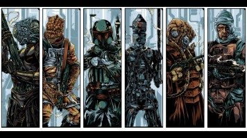 Various-bounty-hunters
