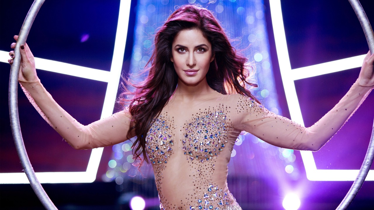 katrina kaif in dhoom 3 wide