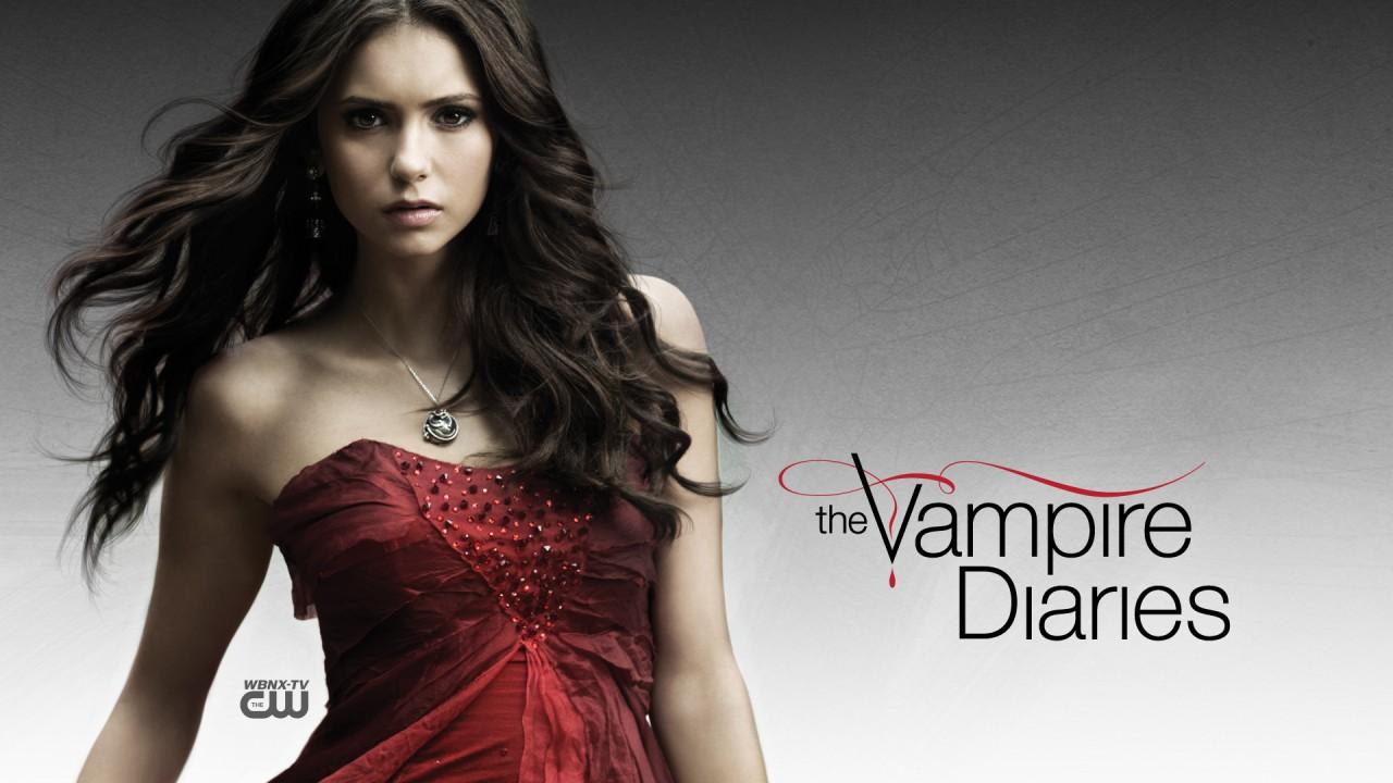 vampire diaries nina dobrev wide