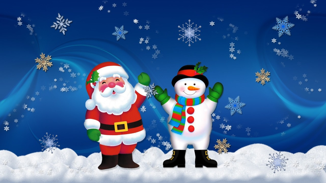 christmas picture hd wallpaper