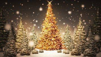 hd-wallpaper-glowing-christmas