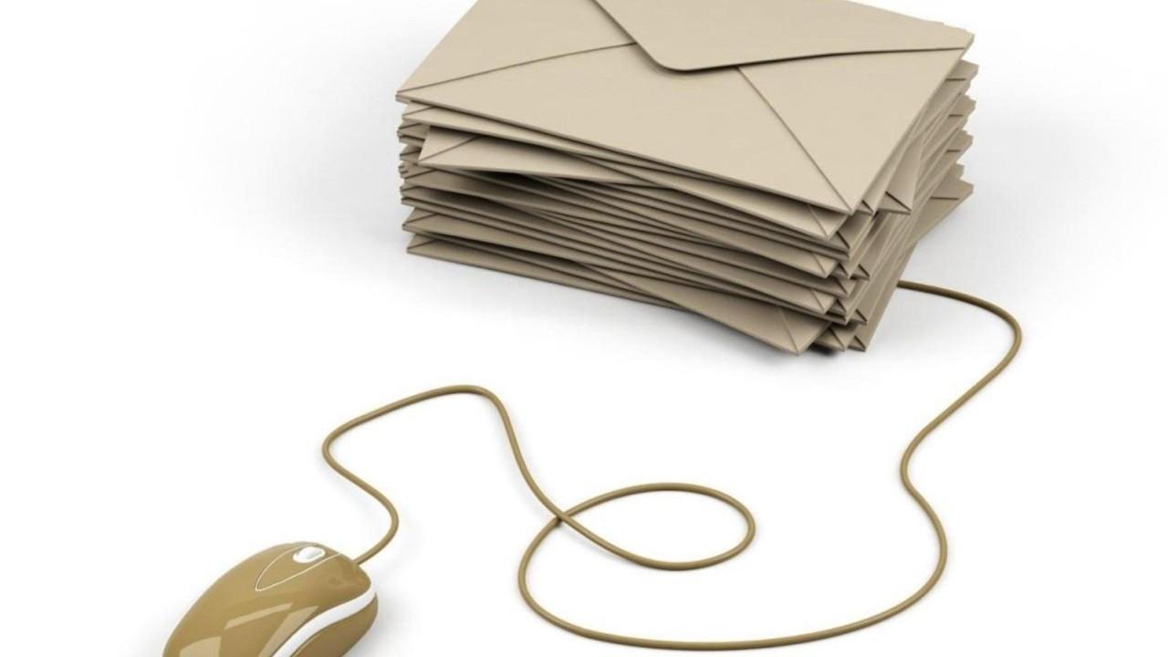 envelopes computer mouse hd wallpaper