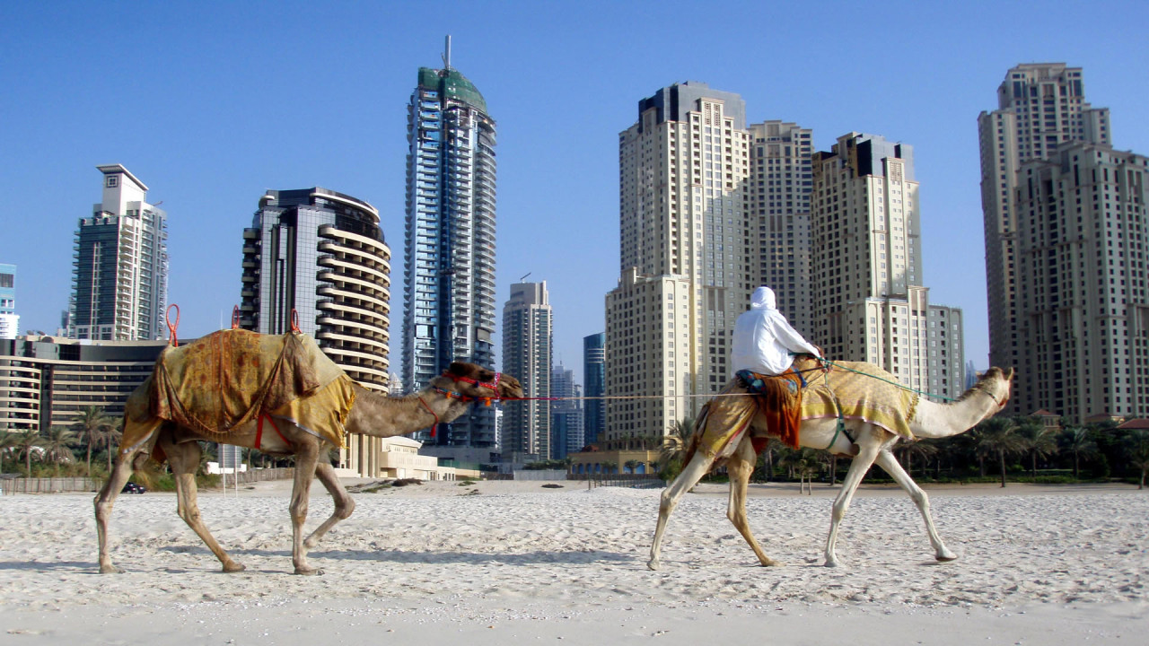 united arab emirates hd wallpaper
