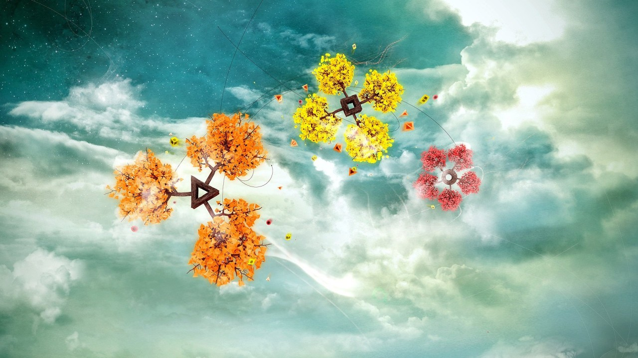 abstract creative graphic hd wallpaper