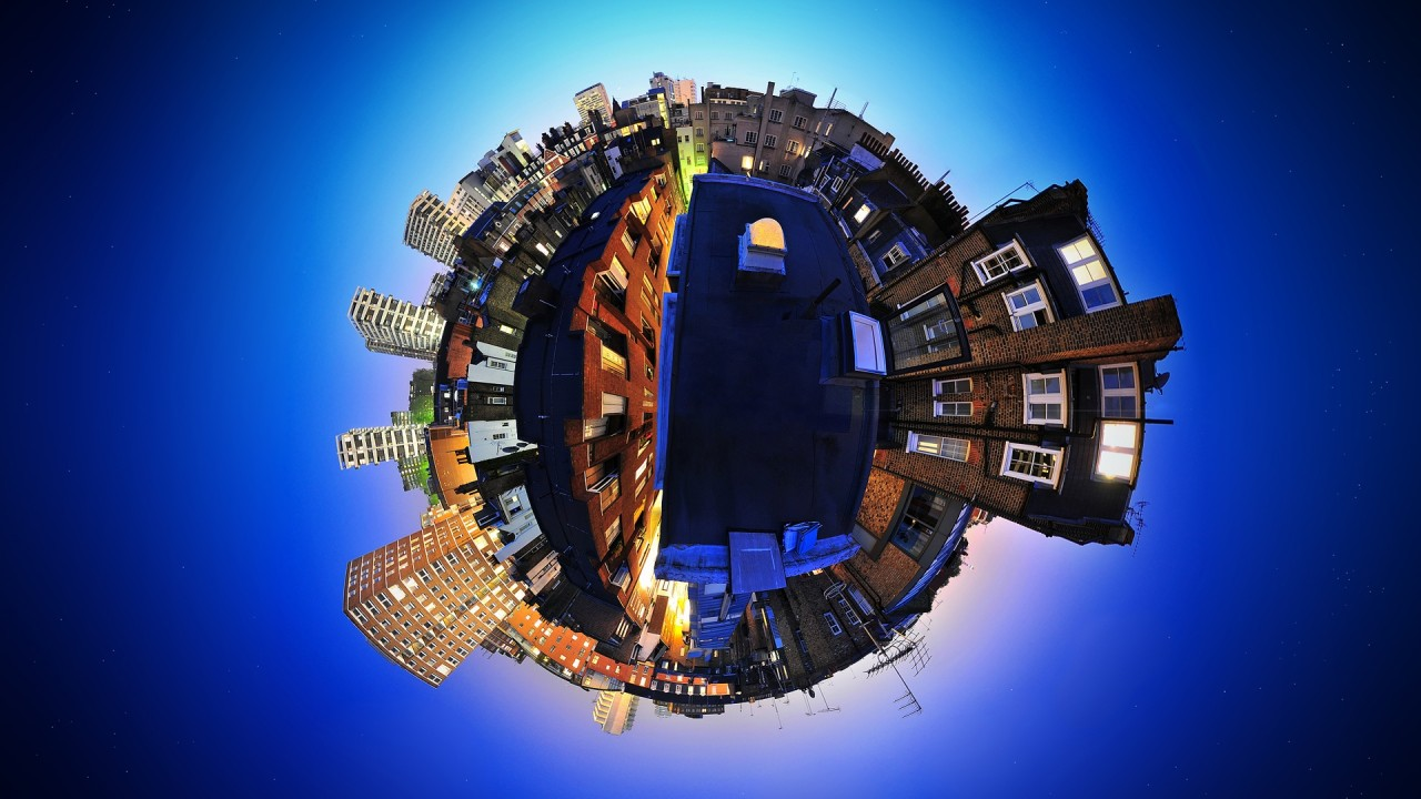 creative earth hd wallpaper