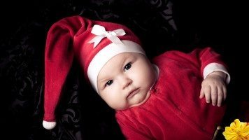 hd-wallpaper-baby-cute-red