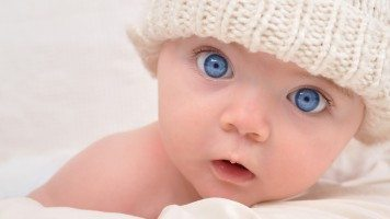 hd-wallpaper-cute-blue-yes-baby