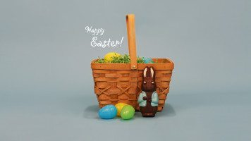 hd-wallpaper-easter-happy-bunny