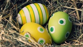 hd-wallpeper-painted-easter