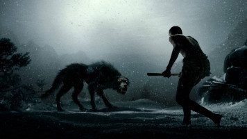Fight-with-werewolf