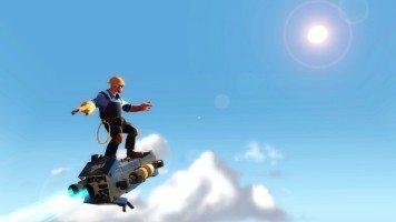 Flying-towards-the-sun