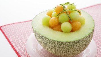 melon-dessert