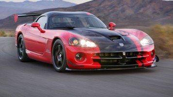 Dodge-Viper-front