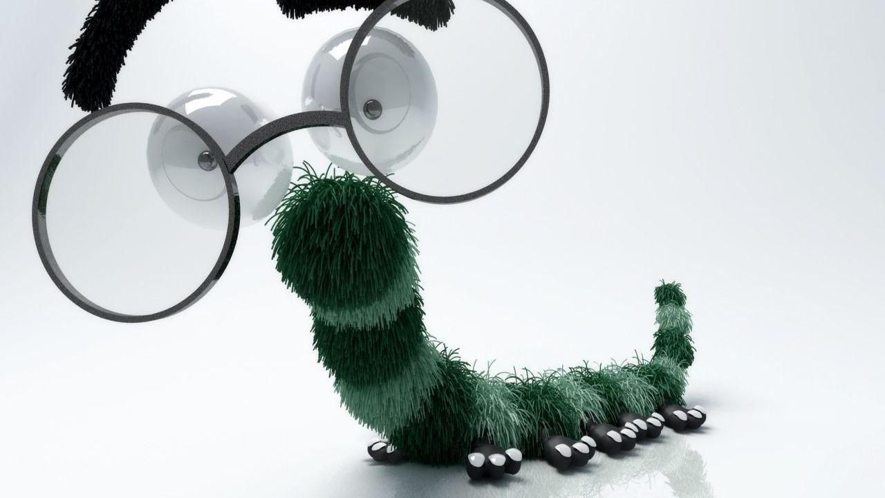 curious caterpillar