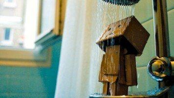 Take-a-shower