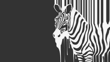 melting-zebra