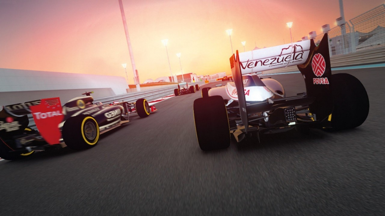 hd wallpaper games f1 pc