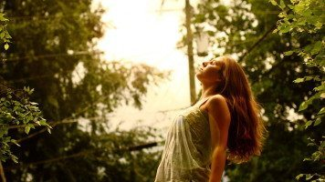 woman-enjoying-the-sun