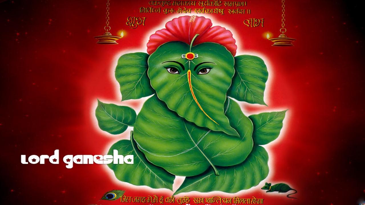 ganesh lord hd wallpaper