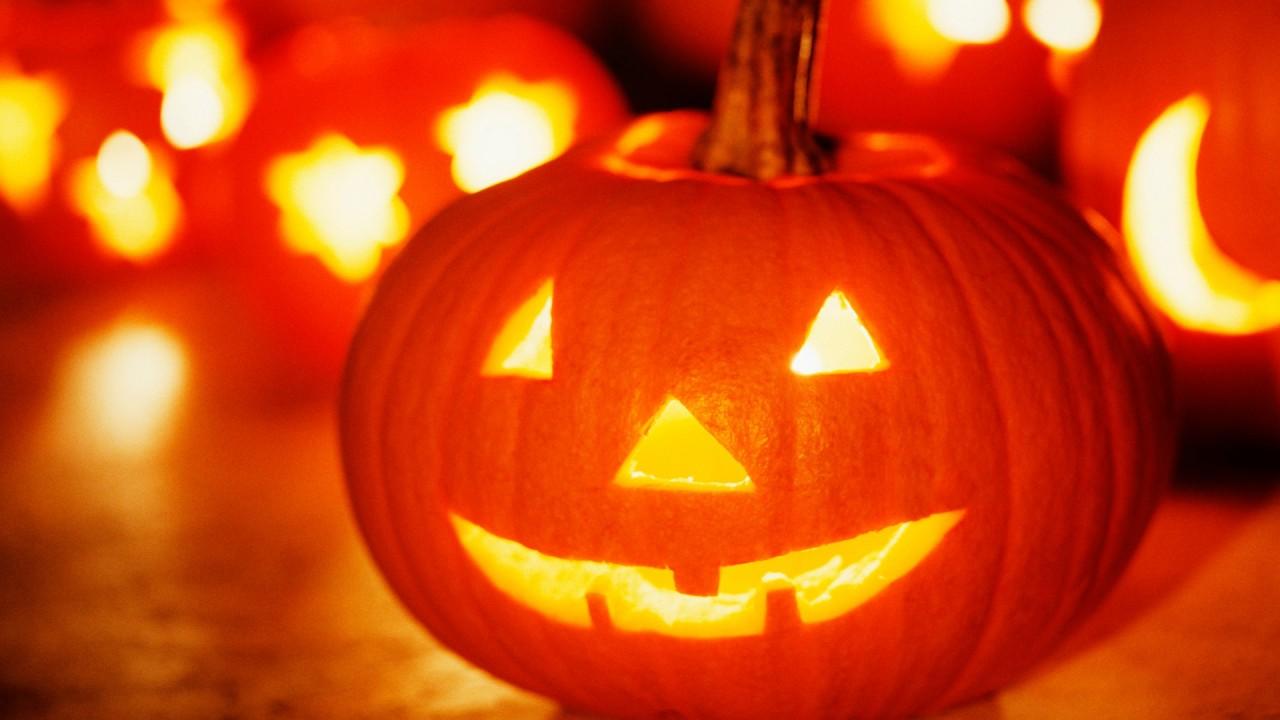 hd wallpaper Halloween Jack O Lantern