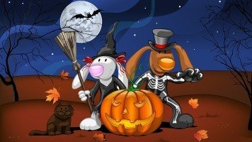 hd-wallpaper-Pumpkin-Halloween