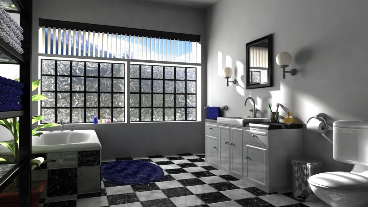 bathroom intreriors hd wallpaper