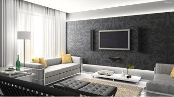 black-digital-interior-hd-wallpaper