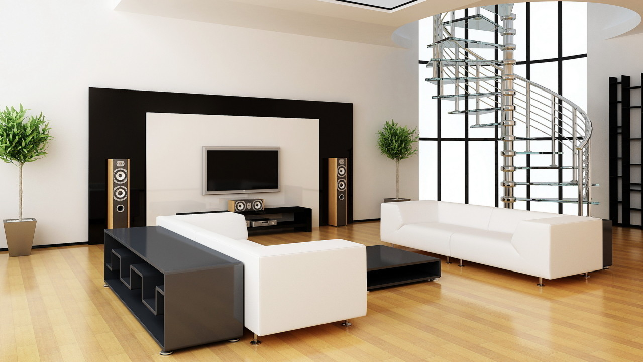hd wallpaper interior design style minimalism