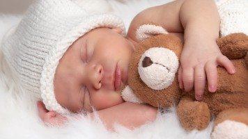 hd-wallpaper-baby-sleeps