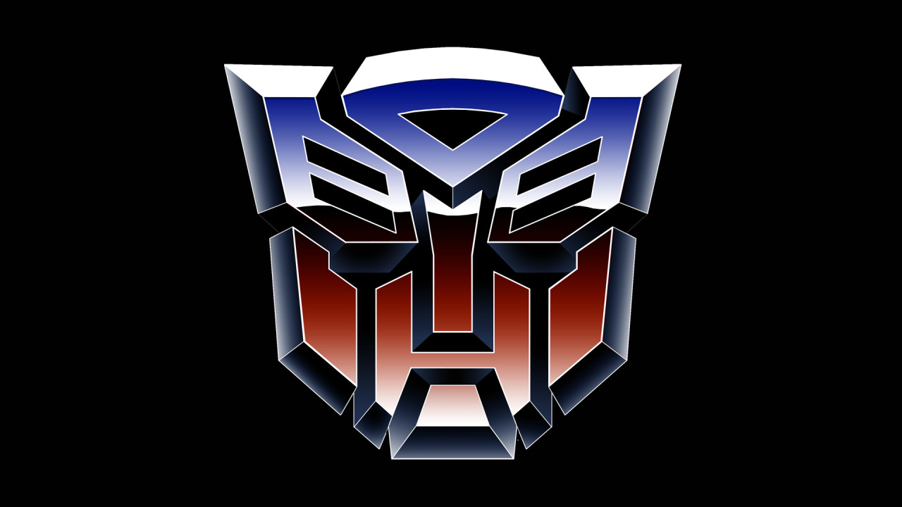 auto bot logo hd wallpaper