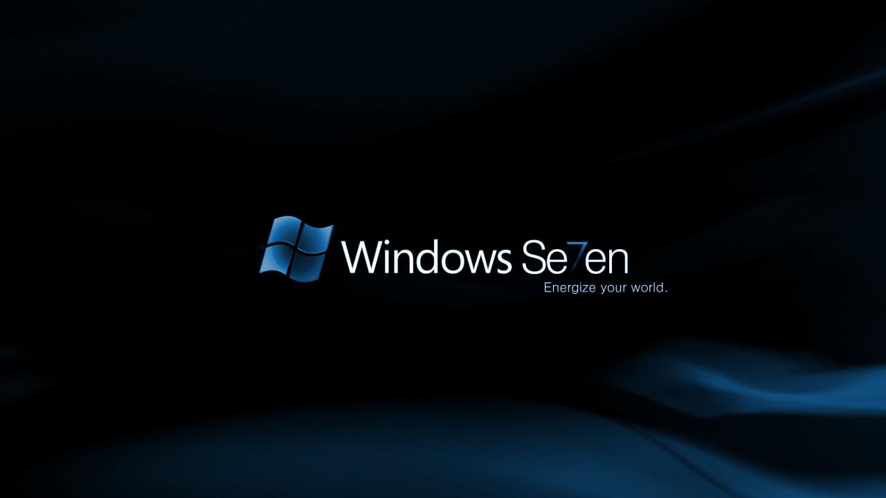 windows se7en dark normal