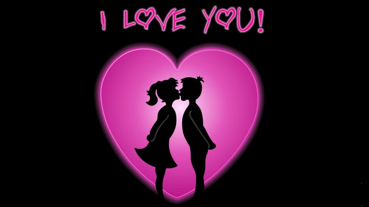 hd wallpaper love you