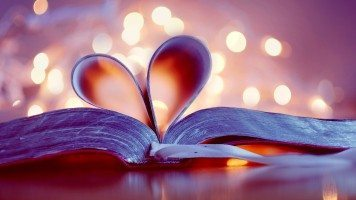 heart from the pages-of-a-book