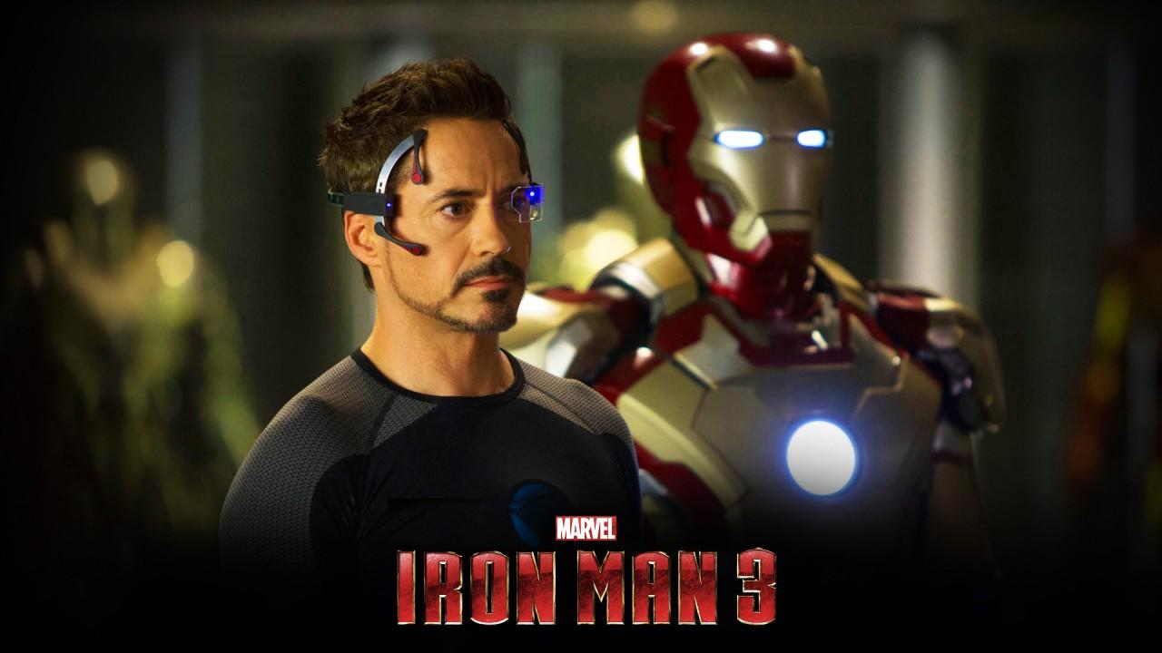hd wallpaper iron man 3 marvel