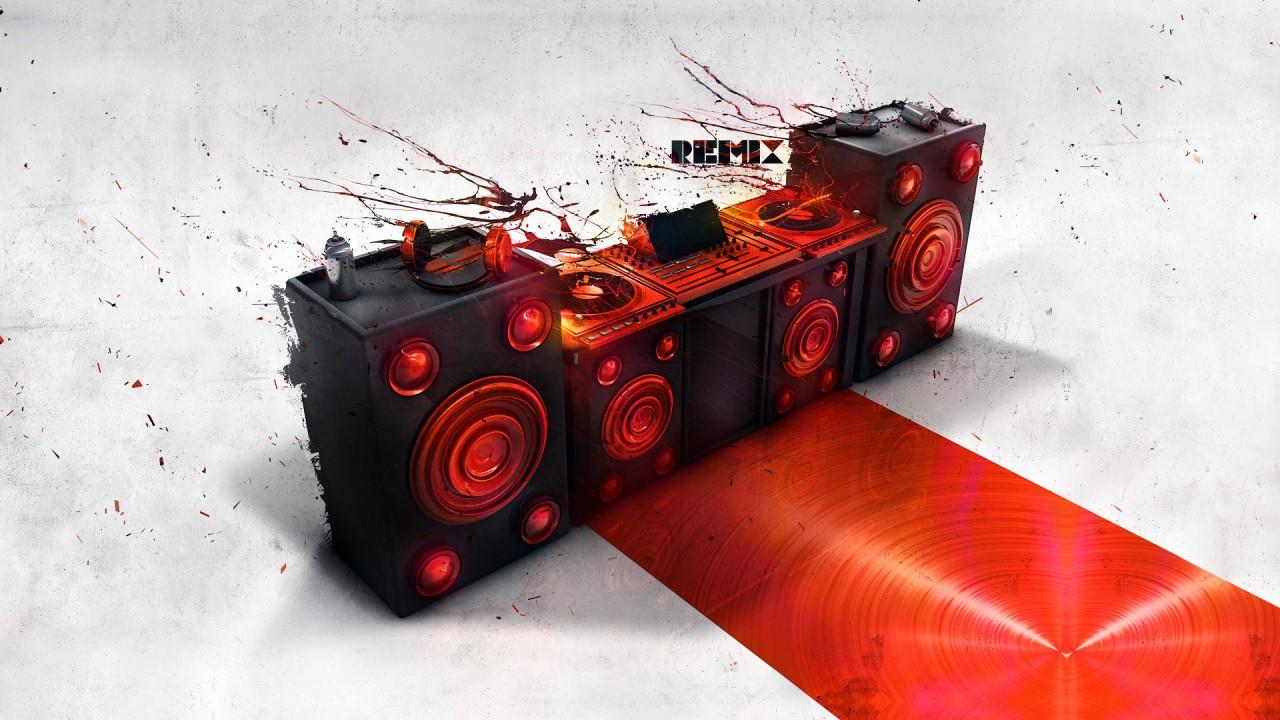 hd wallpaper dj muzic remix